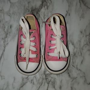 CONVERSE AllStars in Pink